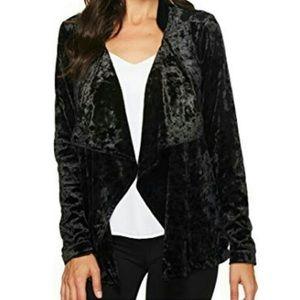BlankNYC velvet jacket